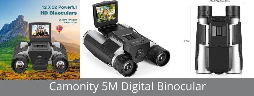 Camonity 5M Digital Binocular