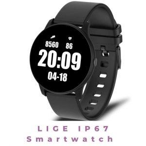 LIGE IP67 Smart Watch