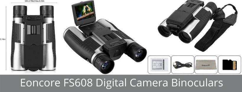 Eoncore FS608 Digital Camera Binoculars