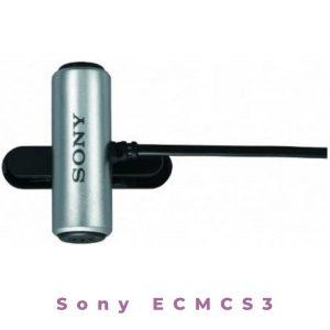 Sony ECMCS3