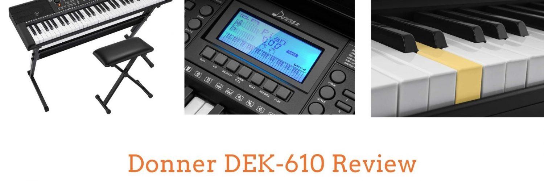 DEK-610 Review