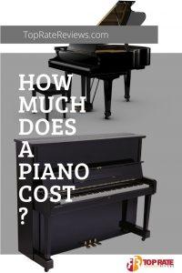 Piano Cost