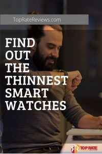 thin smart watches