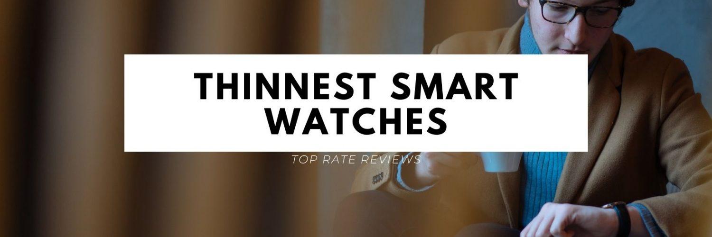 thinnest smart watch