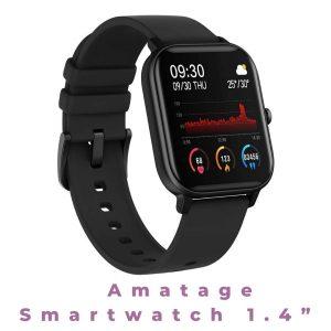 Amatage Smartwatch 1.4 screen
