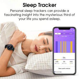 Haylou Solar LS05 - Sleep Track