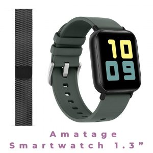 Amatage 1.3 inch screen Smartwatch