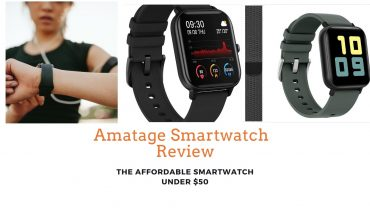 Amatage Smartwatch Review
