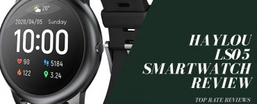 Haylou LS05 Smartwatch Review