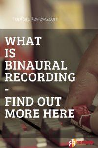definition of binaural