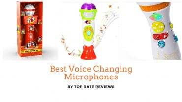 Best voice changing microphones