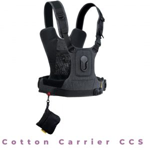 Cotton Carrier CCS G3 Camera Harness System
