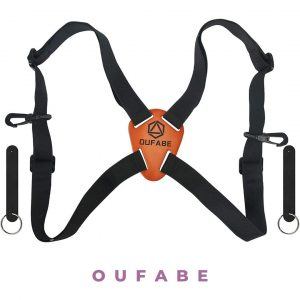 OUFABE Binocular Harness Strap
