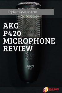 AKG P420 Microphone