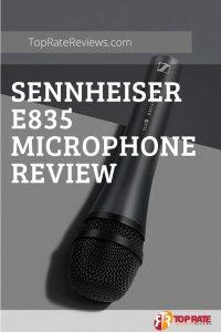 Sennheiser e835 Review
