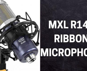 mxl r144 review