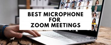 Best Microphone For Zoom Meetings