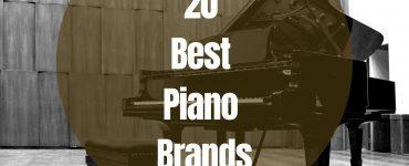 Best Piano Brands